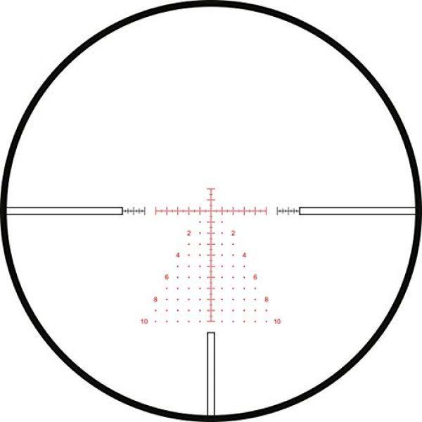 Hawke Rifle Scope 2 Hawke Frontier IR 1-6x24 Riflescope 30mm