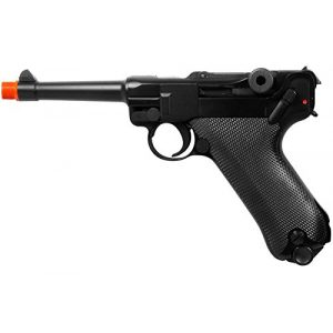 WE Airsoft Pistol 1 WE p08 metal gas 4 inch barrel airsoft pistol airsoft gun(Airsoft Gun)