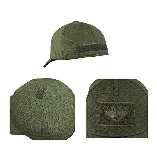 Condor Tactical Hat 2 Condor Men's Tactical Cap, Extra Large to Large