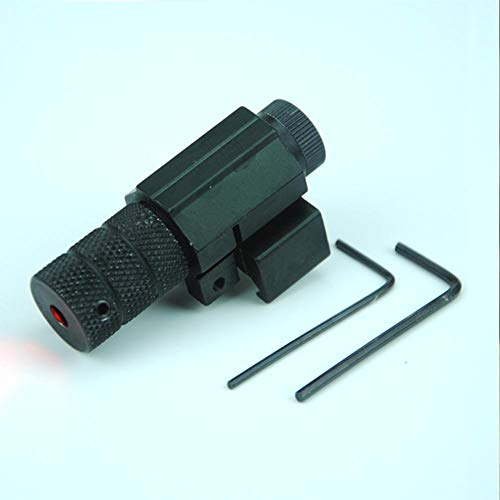 Hendont Rifle Laser Sight 4 Hendont Tactical Red Dot Laser Sight Scope with Mount for Pistol Picatinny Rail New Red Dot Sight Airsoft
