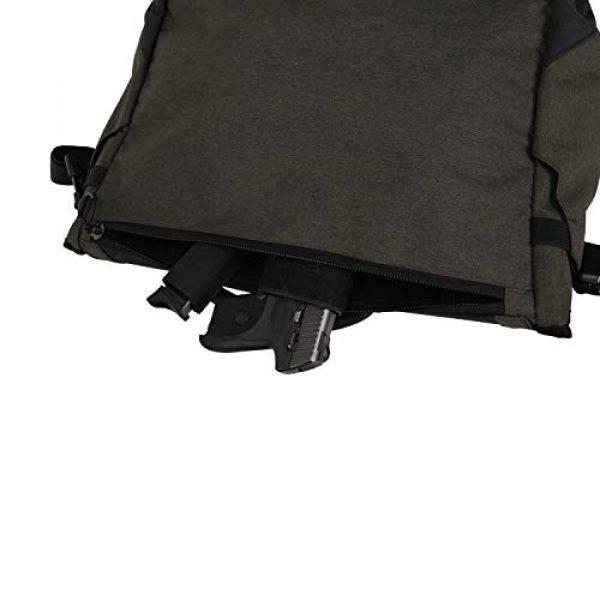 Allen Company Tactical Backpack 2 Allen Company Pride6 Base Tactical Messenger Bag, Courier Bag, Shoulder Bag, with Laptop and Conceal Carry Pocket, Internal Pockets, Tightening System, Green/Black