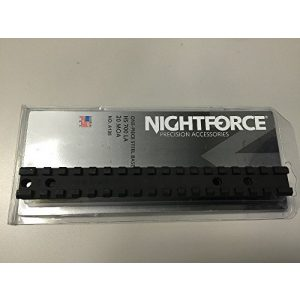 NightForce Rifle Scope Base 1 Nightforce One Piece Base HS 700 - Long Action 20 MOA 8-40 screws