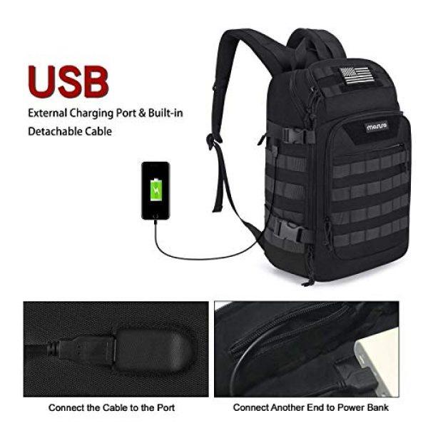 MOSISO Tactical Backpack 4 MOSISO Tactical Backpack & Slingbag