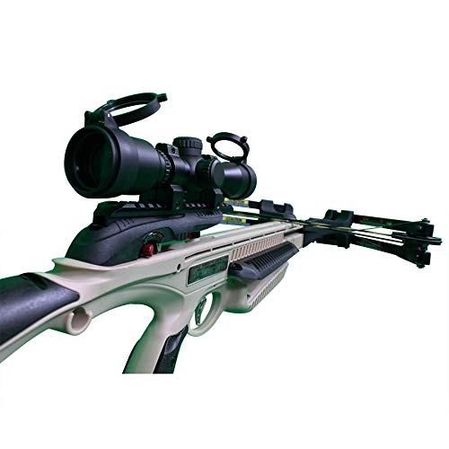 HIRAM Rifle Scope 5 HIRAM 4x32 Compact Rifle Scope Optical Scope for Hunting with 20mm Scope Mounts