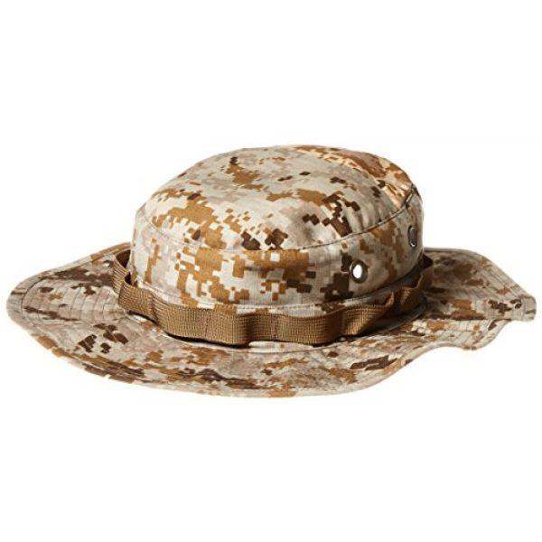Tru-Spec Tactical Hat 1 Tru-Spec Boonie, Tru W/P Digital W/Wide Brim & Loops