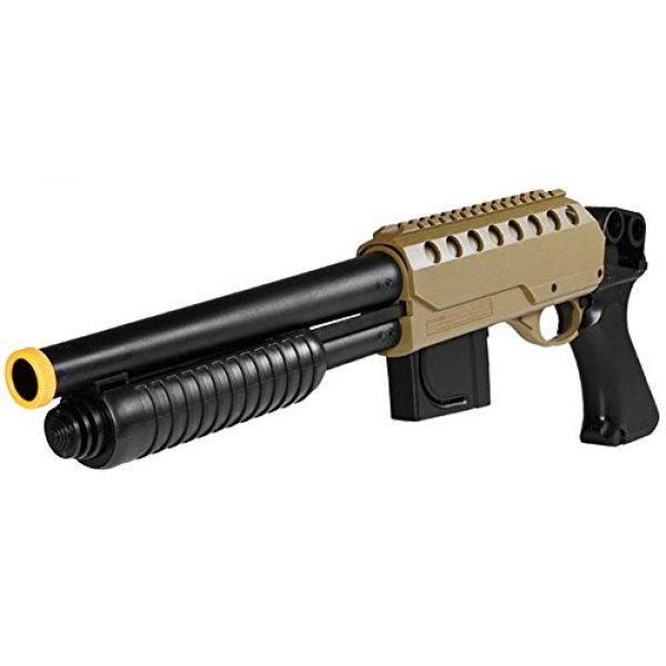 Sportsman Supply Inc. Airsoft Shotgun 3 Sportsman Supply Inc. Crosman Recon S32P Shotgun Air Soft Kit