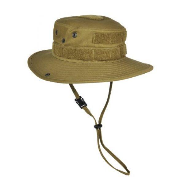 HAZARD 4 Tactical Hat 1 HAZARD 4 SunTac(TM) Cotton Boonie Hat w/MOLLE (R)