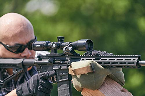 Bushnell Rifle Scope 7 Bushnell 4.5-18x40mm AR Optics, Illuminated_AR741840EI