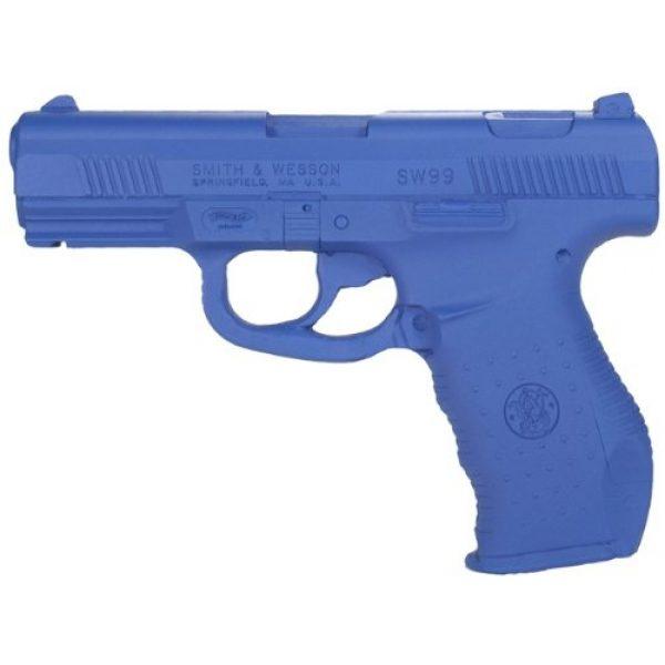 ACK, LLC Rubber Training Pistol Blue Gun 1 ACK, LLC Ring's Blue Guns S&W SW99 Blue Training Gun