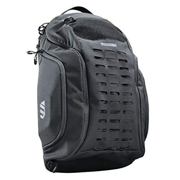 BLACKHAWK Tactical Backpack 1 BLACKHAWK! 60SR03BK Stingray 3-Day Pack Black