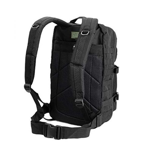 Mil-Tec Tactical Backpack 4 Mil-Tec Military Army Patrol Molle Assault Pack Tactical Combat Rucksack Backpack