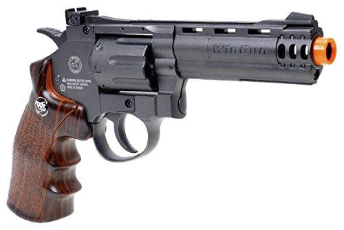 WG Airsoft Pistol 3 WG model-705 4 revolver co2 nbb w/nylon rotary drum & barrel(Airsoft Gun)