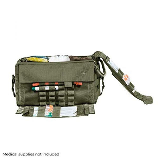 Tasmanian Tiger Tactical Backpack 4 Tasmanian Tiger Small Medic Pack Mk II, Tactical Small MOLLE Medical Bag, First Aid Storage, YKK Zippers
