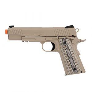 KWC Airsoft Pistol 1 KWC Colt 1911 Rail Pistol Co2 Full Metal Blowback