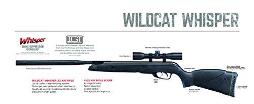 Gamo  2 Gamo Wildcat Whisper Air Rifles