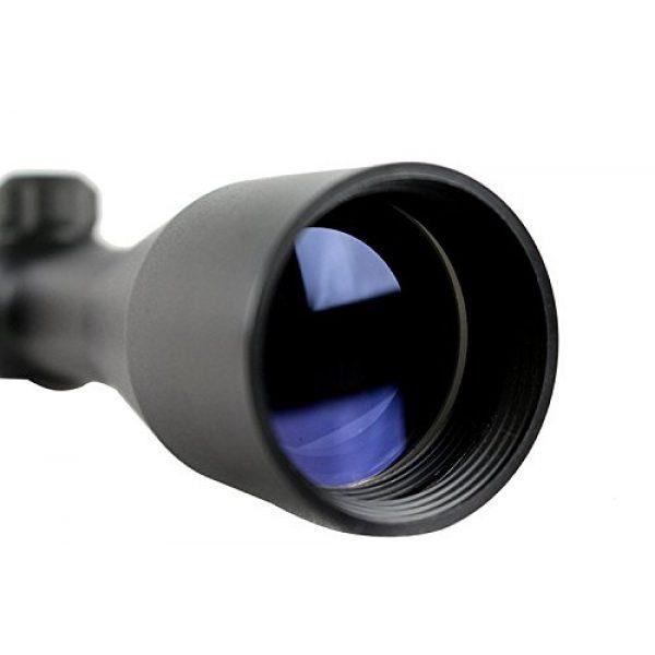 HUNT-DOWN Rifle Scope 3 HUNT-DOWN 2.5-10x42B Illuminated Hunting Tactical Shooting Wide RangeRifle Sope
