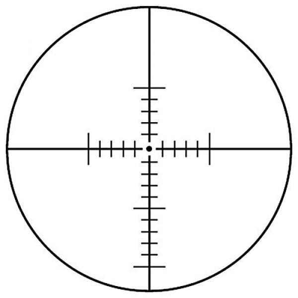 SIGHTRON Rifle Scope 3 SIGHTRON SIII SS 624x50 LR FFP/MOA 30mm Rifle Scope
