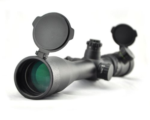 Visionking Rifle Scope 4 Visionking Rifle Scope 8.5-25x50 Riflescope Side Focus Mil-dot Hunting Tactical Long Range with Mount Rings