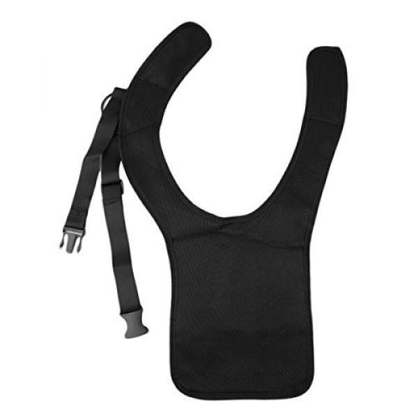 ECYC Tactical Backpack 6 ECYC Men Security Holster Strap Messenger Bags Underarm Shoulder Bag Burglar Phone Pouch Tactical Bag