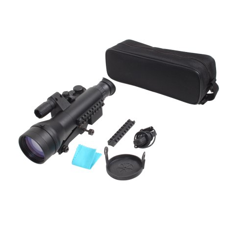 Sightmark Rifle Scope 2 Sightmark Night Raider 3x60 Night Vision Riflescope