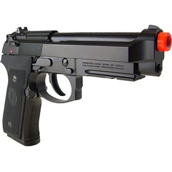 KJW Airsoft Pistol 2 KJW m9 tactical ptp airsoft gas blowback - special government edition(Airsoft Gun)