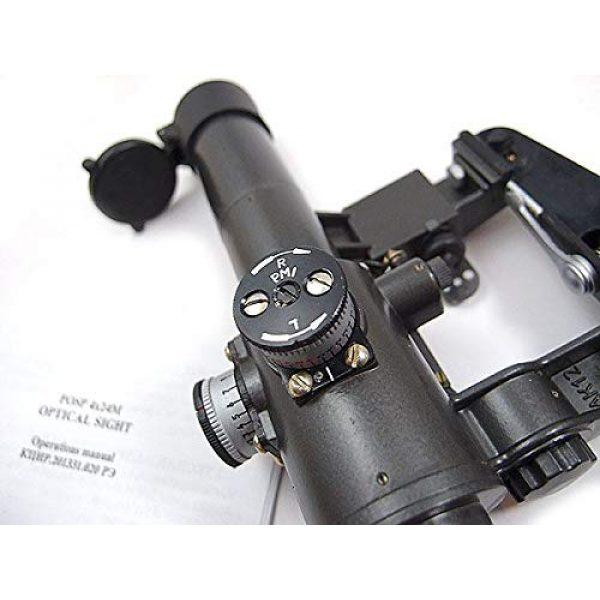 Kalinka Optics Rifle Scope 5 Kalinka Optics POSP 4x24 Rifle Scope, 400m Rangefinder, SVD