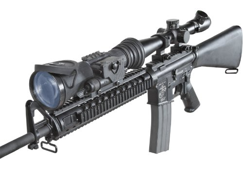 Armasight Rifle Scope 4 Armasight CO-LR GEN 3 Alpha MG 64-72 lp/mm Night Vision Long Range Clip-On System with Manual Gain