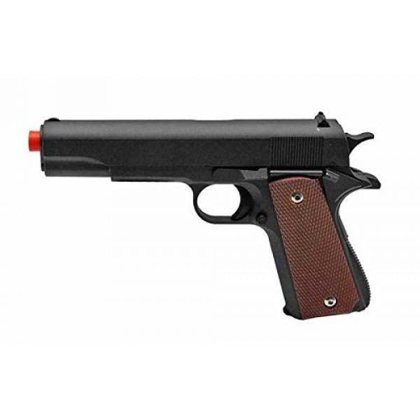 ECAL Airsoft Pistol 1 M1911 Replica Demolition Airsoft Spring Pistol Metal