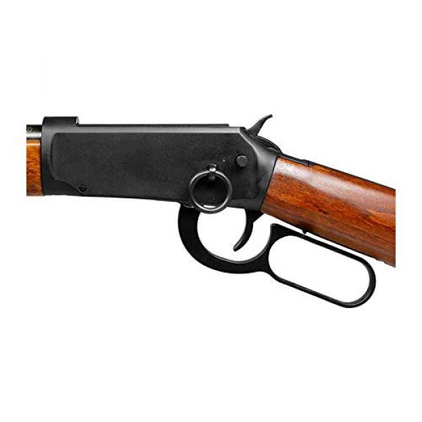 Walther Air Rifle 3 Walther Lever Action CO2 .177 Caliber Air Rifle with Included CO2 90 Gram (2 Pack) and Pack of 500 Pellets Bundle (Pellets Caliber/Weight .177/7.48 Grains) and Wearable4U Cloth