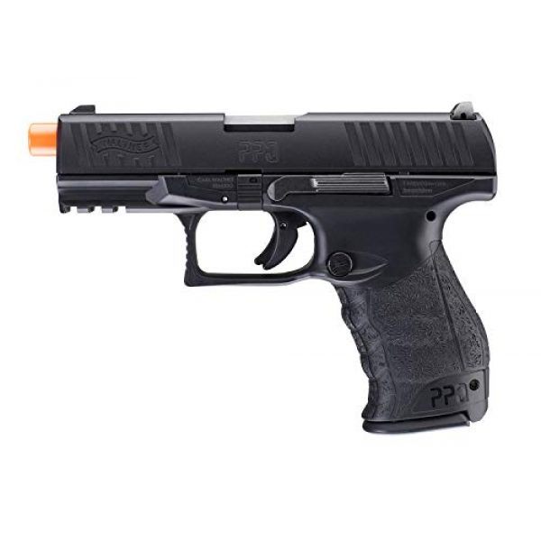Elite Force Airsoft Pistol 1 Walther PPQ GBB Blowback 6mm BB Pistol Airsoft Gun