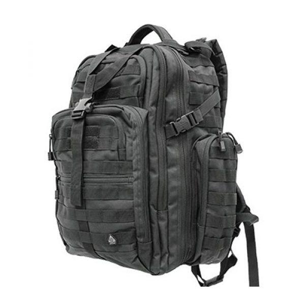 UTG Tactical Backpack 1 UTG 2-Day Situational Preparedness Pack, Black