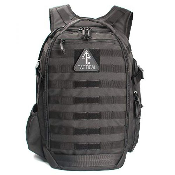 14er Tactical Tactical Backpack 1 14er Tactical Backpack   35L Rucksack, 3-Day Bug Out Bag   YKK Zippers & MOLLE