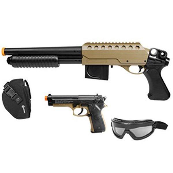 Sportsman Supply Inc. Airsoft Shotgun 1 Sportsman Supply Inc. Crosman Recon S32P Shotgun Air Soft Kit