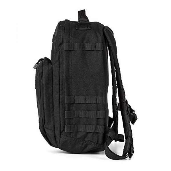 5.11 Tactical Backpack 6 5.11 Tactical TAC Essential Backpack, 25 Liters, 1050D Nylon, Style 56643