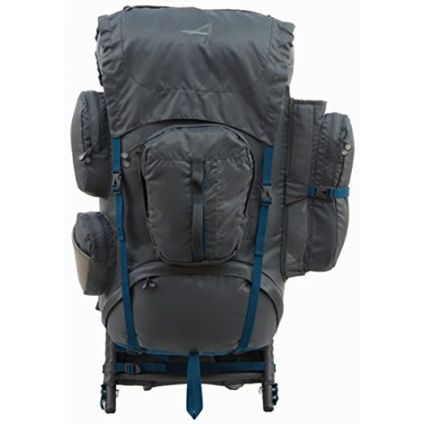 ALPS Mountaineering Tactical Backpack 4 ALPS Mountaineering Zion External Frame Pack, 64 Liters