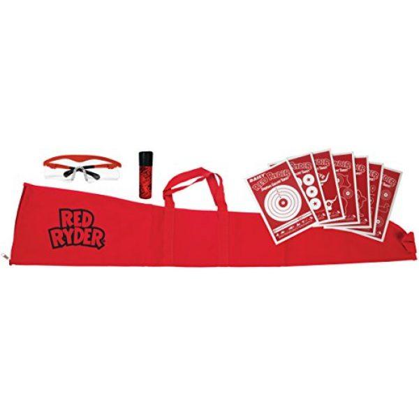 Daisy Air Gun Starter Kit 2 Daisy Red Ryder Gallery & Starter Kit, Multi, One Size (993166-404)