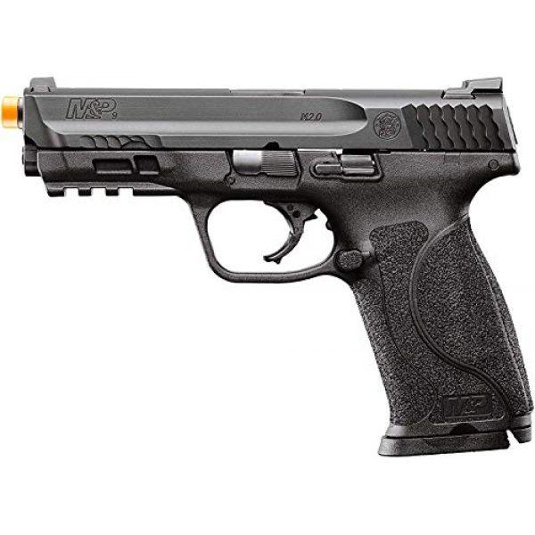 M&P9 Airsoft Pistol 1 Umarex S&W M&P9 M2.0 C02 Blowback Black Airsoft BB Pistol