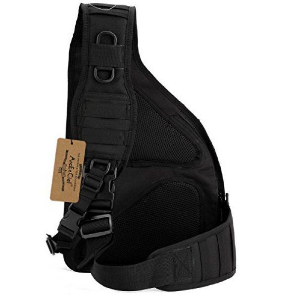 ArcEnCiel Tactical Backpack 2 ArcEnCiel Tactical Sling Pack Military Molle Chest Crossbody Shoulder Bags Motorcycle Backpack