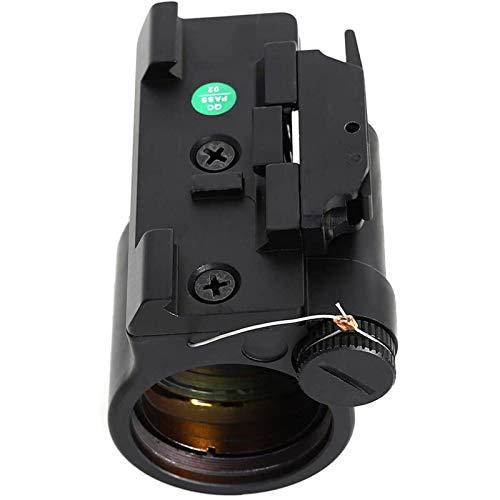 TTHU Rifle Scope 2 TTHU Rifle Scope Red Dot Sight Scope Holographic Reflex Sight Solar Power System Optics Rifle Scope Tactical Riflescopes for Hunting