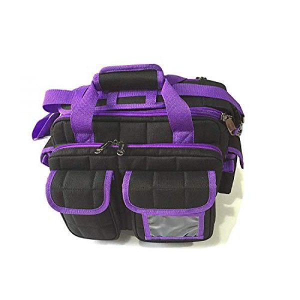 Explorer Tactical Backpack 5 Explorer Explorere 8 Pistol Tactical Range Go Bag Assault Gear Range Bag Hiking Shoulder Strap EDC Camera Bag MOLLE Modular Deployment Compact Utility Military Surplus Gear