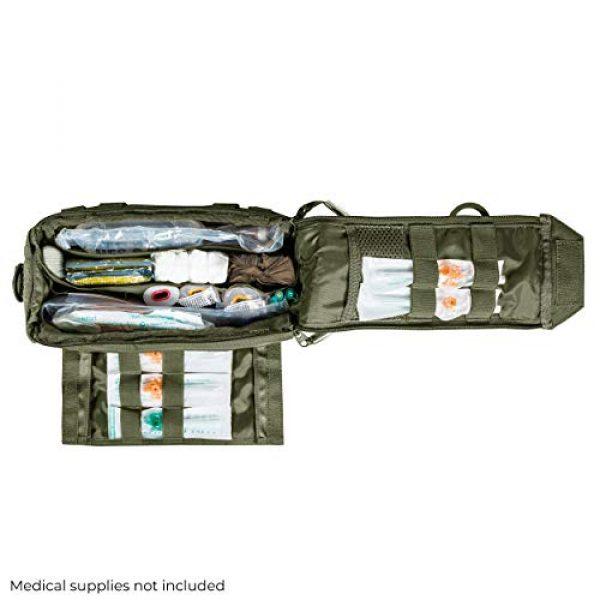 Tasmanian Tiger Tactical Backpack 6 Tasmanian Tiger Small Medic Pack Mk II, Tactical Small MOLLE Medical Bag, First Aid Storage, YKK Zippers