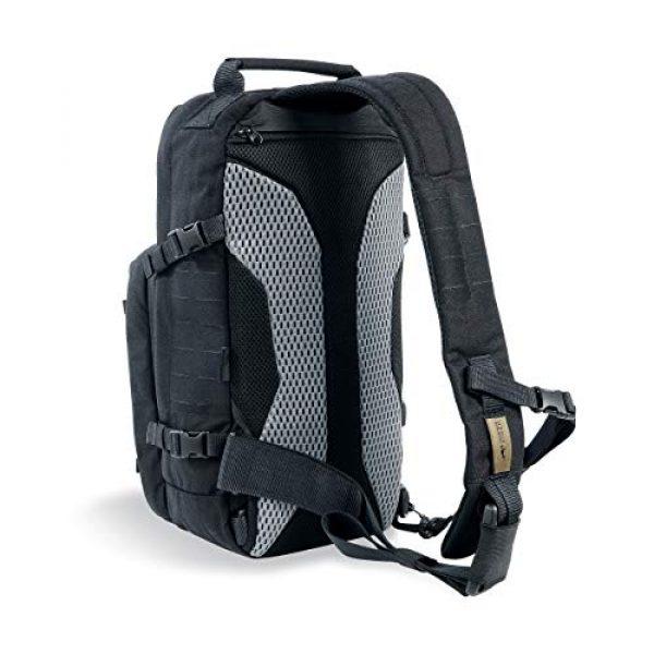 Tasmanian Tiger Tactical Backpack 2 Tasmanian Tiger TAC Sling Pack 12, Tactical Sling Bag with MOLLE, YKK Zippers, Hydration Compatible