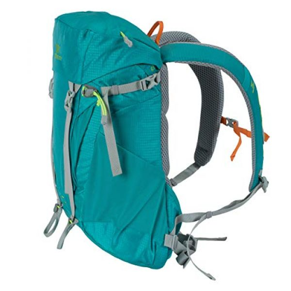 Mountainsmith Tactical Backpack 2 Mountainsmith Clear Creek 25 Hiking Pack (Caribe Blue)