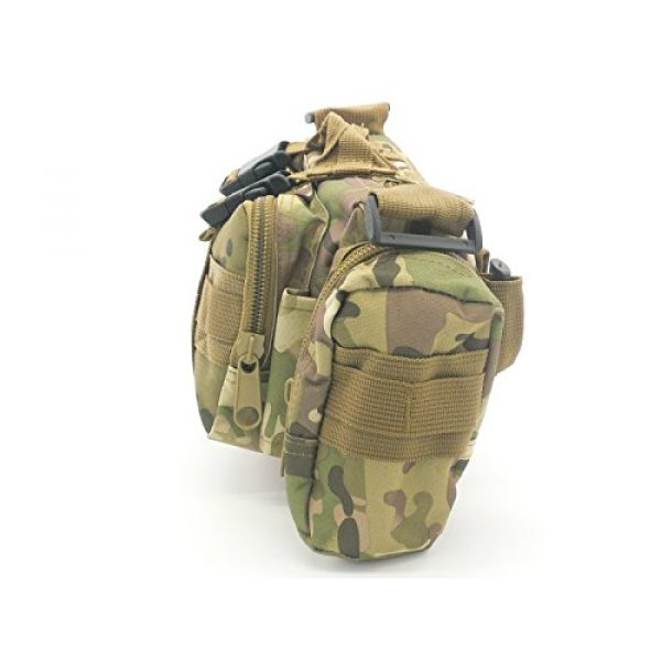 Acme Approved Tactical Backpack 2 Acme Approved Durable 600D Waterproof Fablic Utility 3P Military Tactical Duffle Waist Bags (CP Camo)