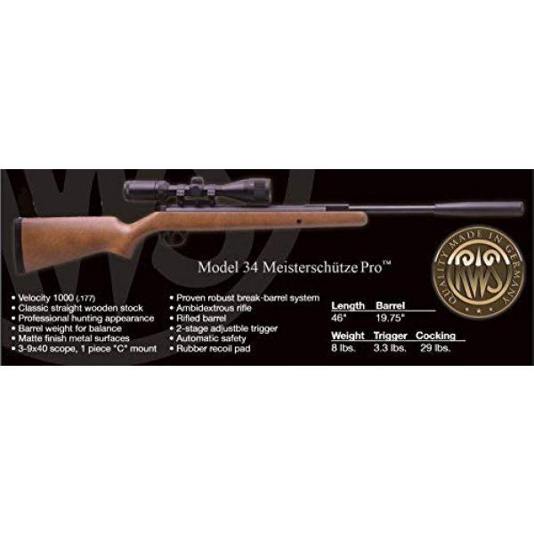 Umarex Air Rifle 3 Umarex 2166176 RWS Meister Schutze (34 Classic) .177 Pro Compact
