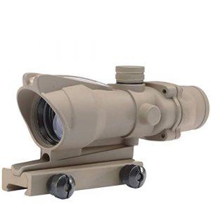 Armorwerx Rifle Scope 1 Armorwerx 1x32 Fiber Optic Illuminated Rifle Scope