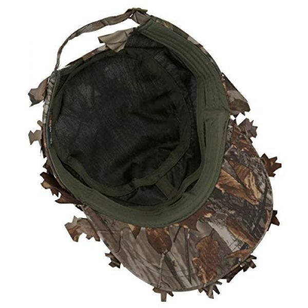 FALETO Tactical Hat 4 FALETO Hunting Hat 3D Leaves Camo Cap Outdoor