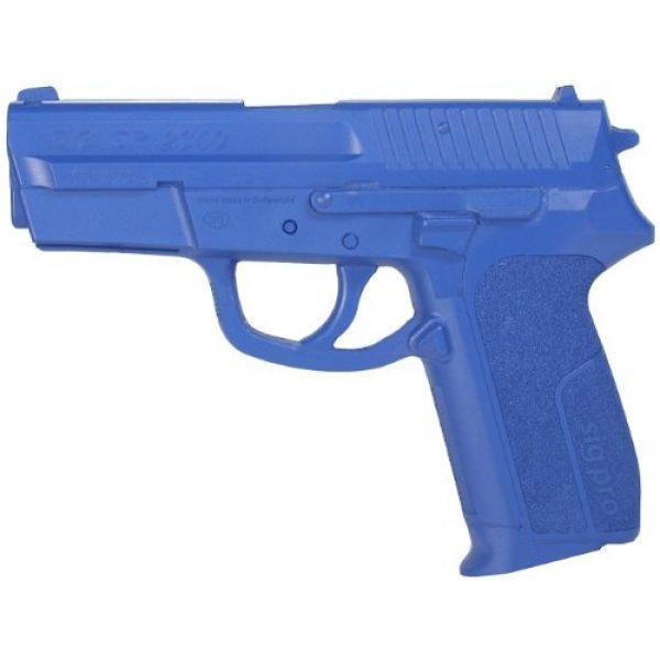 ACK, LLC Rubber Training Pistol Blue Gun 1 ACK, LLC Ring's Blue Guns Sigpro 2340 Blue Training Gun