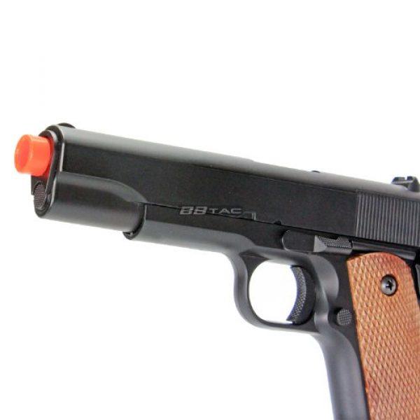 BBTac Airsoft Pistol 4 bbtac m21 airsoft 260 fps metal spring pistol with working hammer and saftey grip(Airsoft Gun)