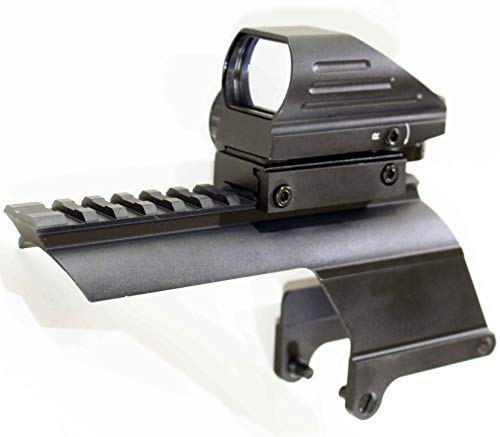 TRINITY Rifle Scope 5 Trinity Tactical Sight and Base Mount for Stevens 320 Pump Hunting Stevens 320 Replacement Parts